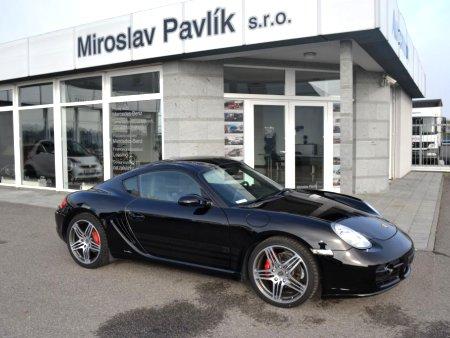 Porsche Cayman, 2008