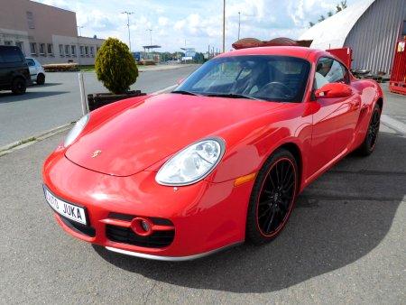 Porsche Cayman, 2006