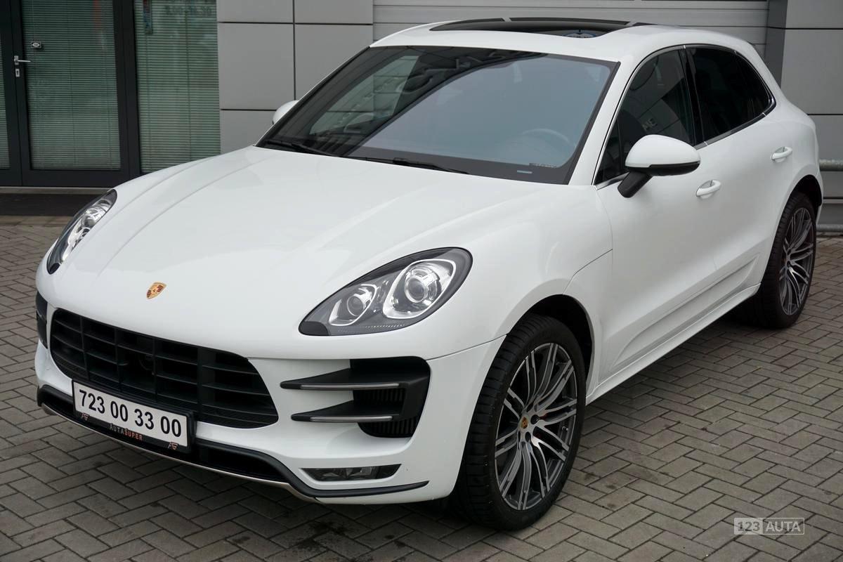 Porsche Macan, 2014 - celkový pohled