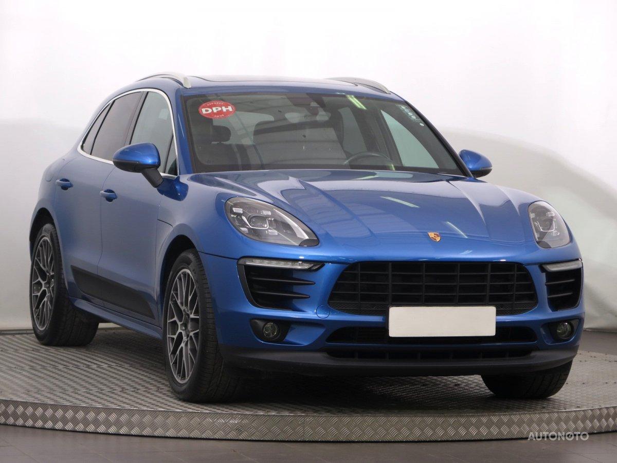 Porsche Macan, 2018 - celkový pohled