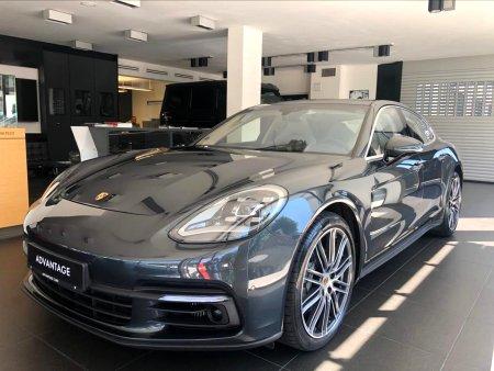Porsche Panamera, 2016