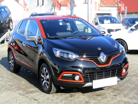 Renault Captur, 2016