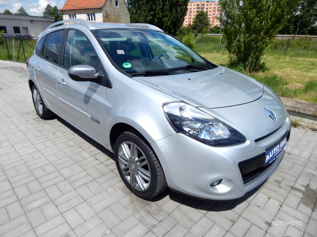 Renault Clio, 2011 - celkový pohled