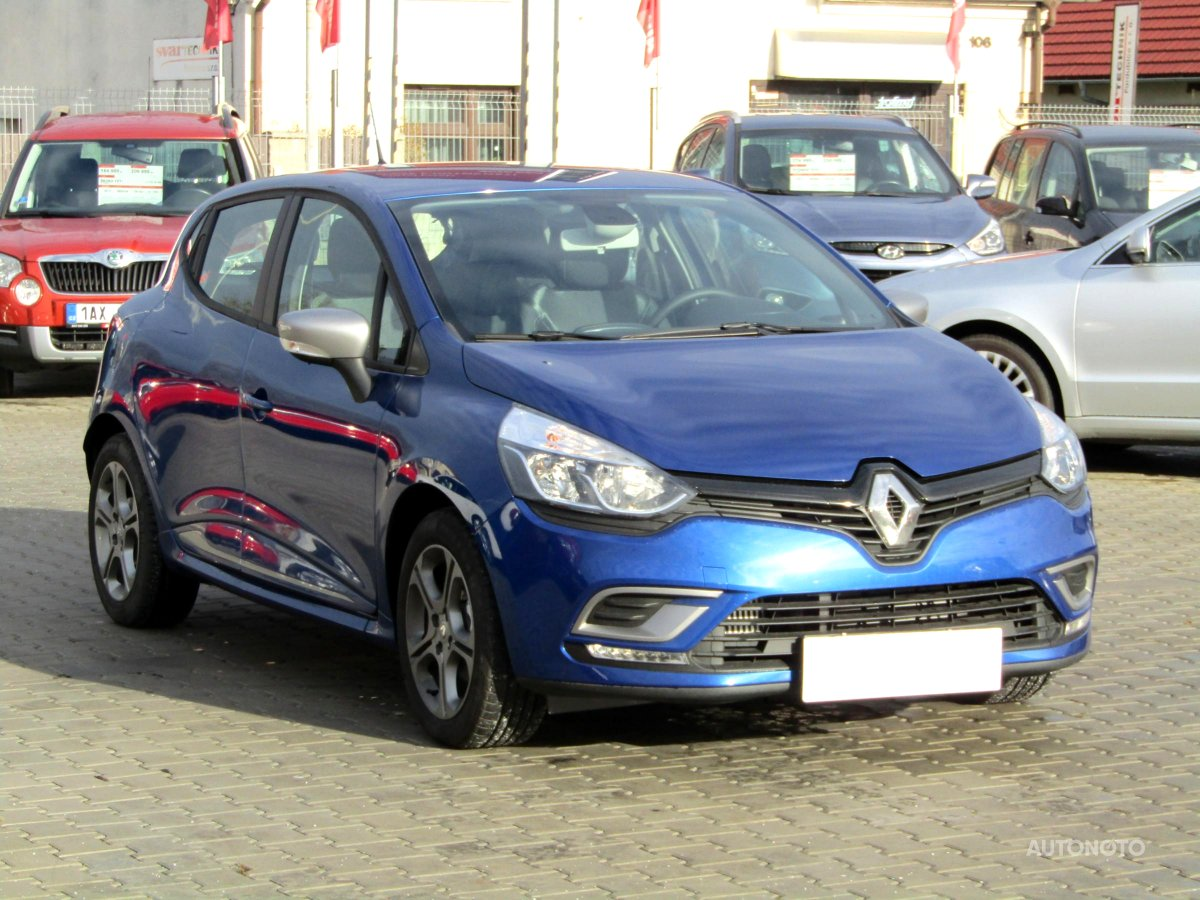 Renault Clio, 2019 - celkový pohled