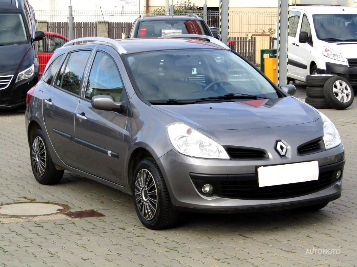 Renault Clio, 2009 - celkový pohled