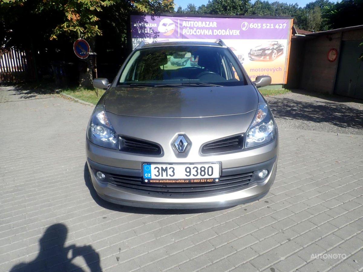 Renault Clio, 2008 - celkový pohled