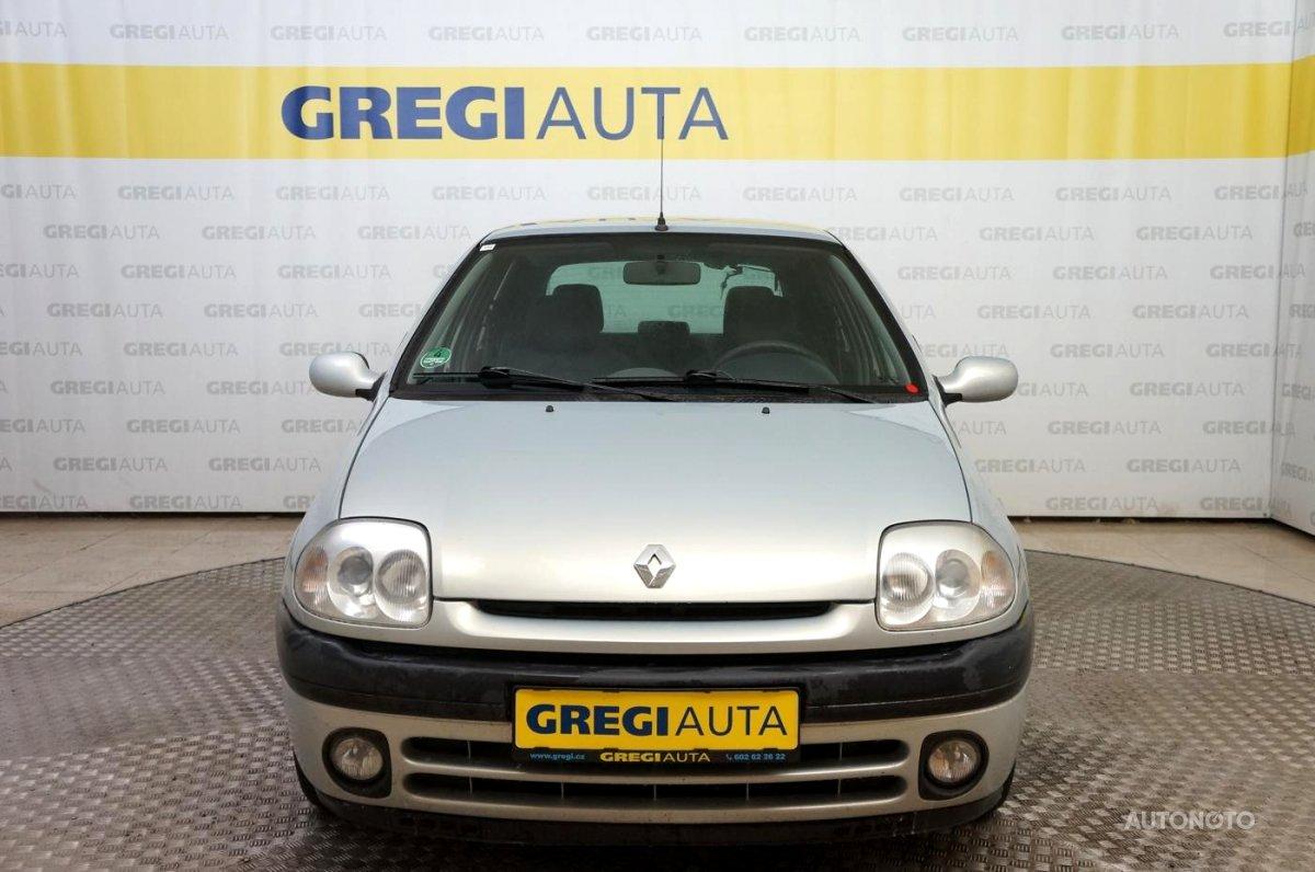 Renault Clio, 2001 - celkový pohled