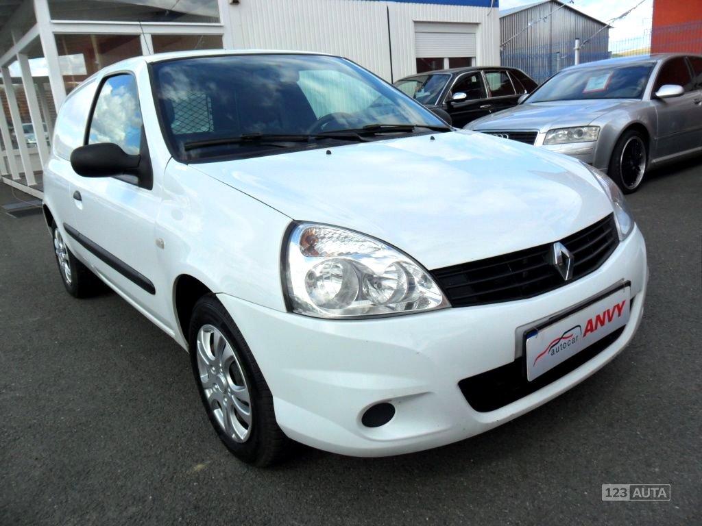 Renault Clio, 2010 - celkový pohled