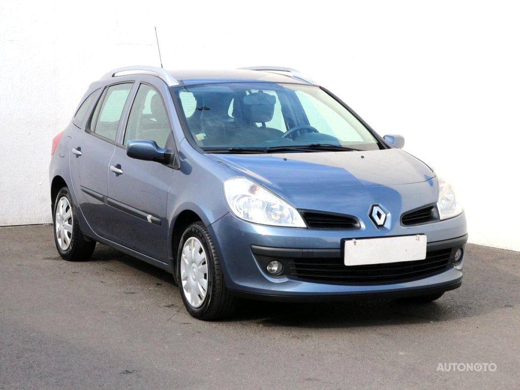 Renault Clio, 2011 - celkový pohled