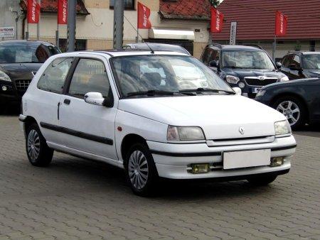 Renault Clio, 1995