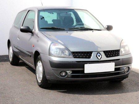 Renault Clio, 2002