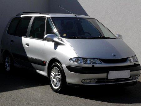 Renault Espace, 2002