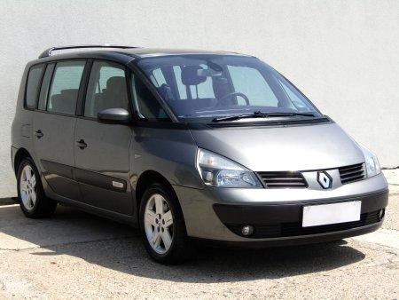 Renault Espace, 2004