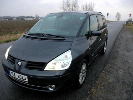 Renault Espace, 2007