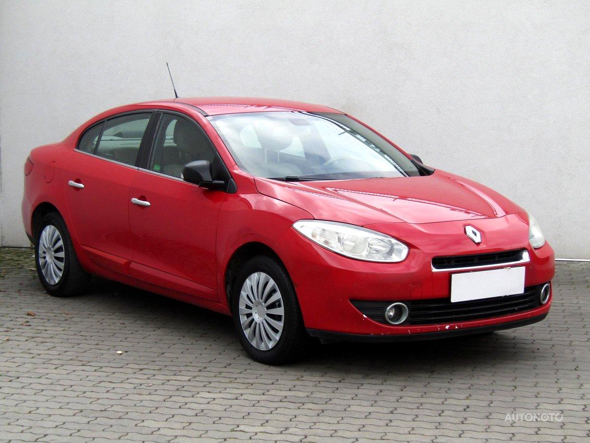 Renault Fluence, 2010 - celkový pohled