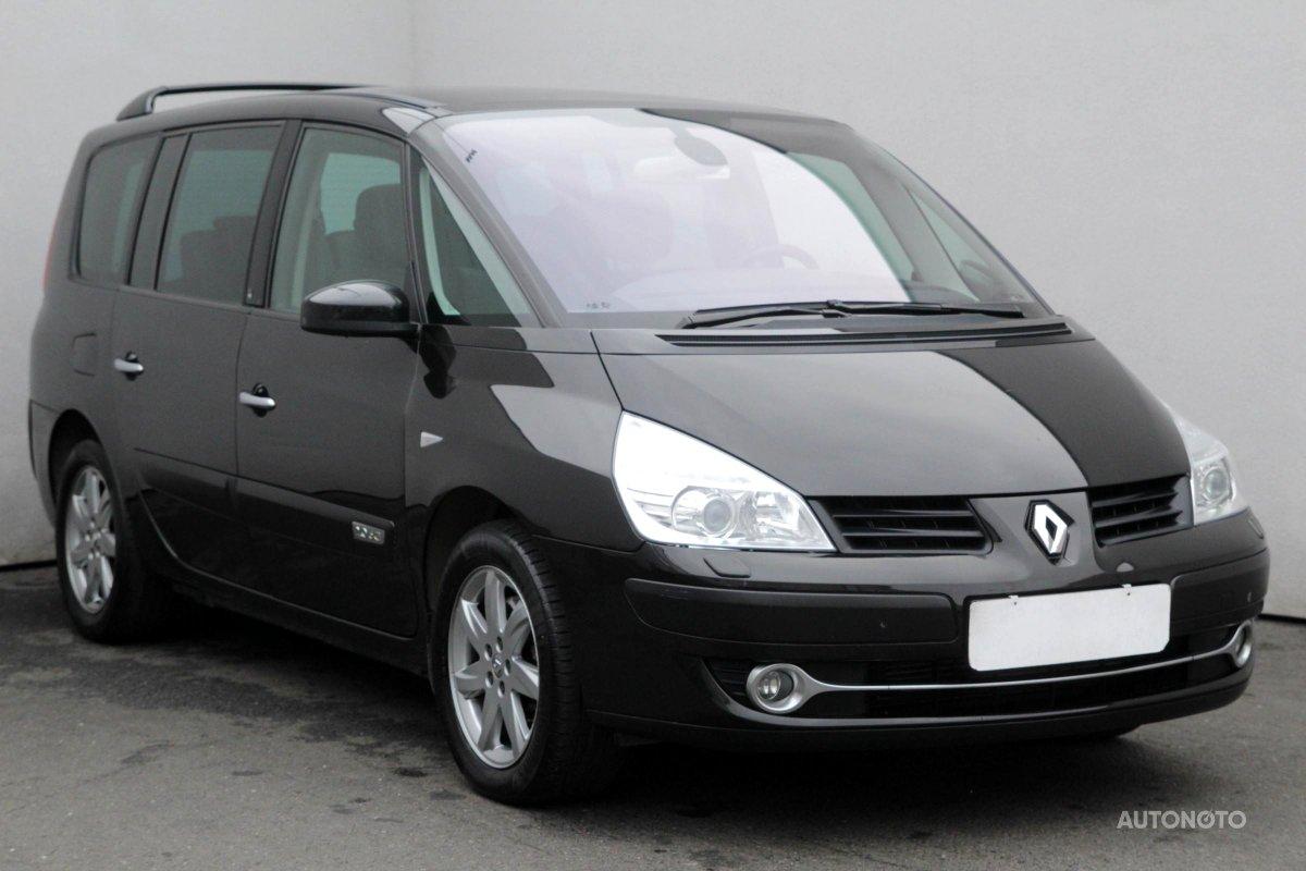 Renault Grand Espace, 2011 - celkový pohled