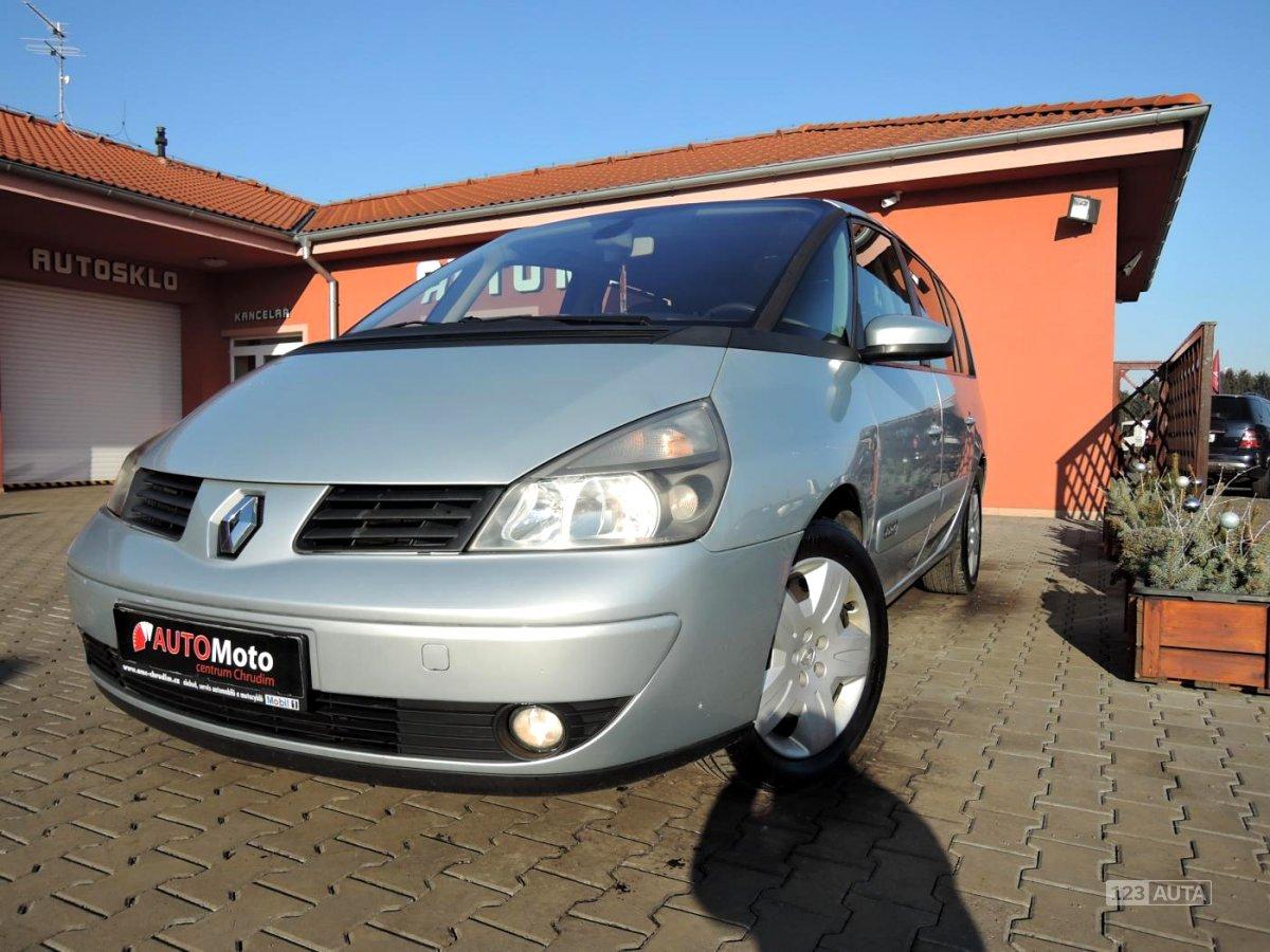 Renault Grand Espace, 2003 - celkový pohled
