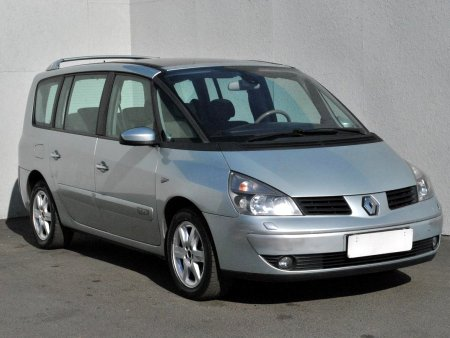Renault Grand Espace, 2004