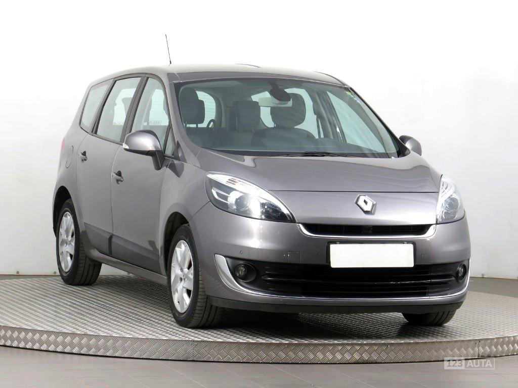 Renault Grand Scénic, 2012 - celkový pohled