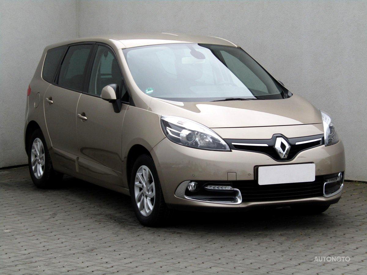 Renault Grand Scénic, 2014 - celkový pohled