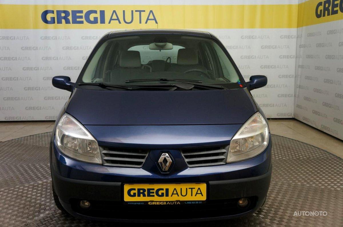 Renault Grand Scénic, 2004 - celkový pohled