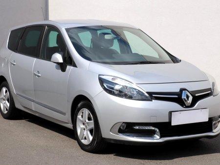 Renault Grand Scénic, 2015