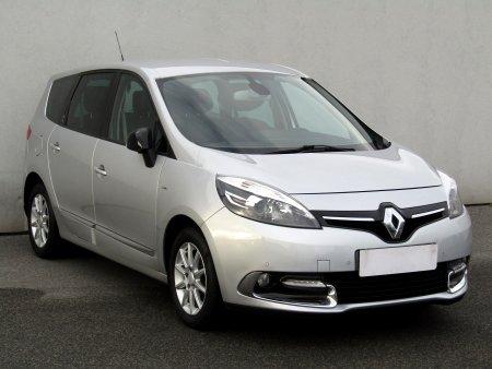 Renault Grand Scénic, 2012