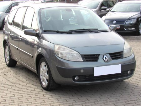 Renault Grand Scénic, 2004