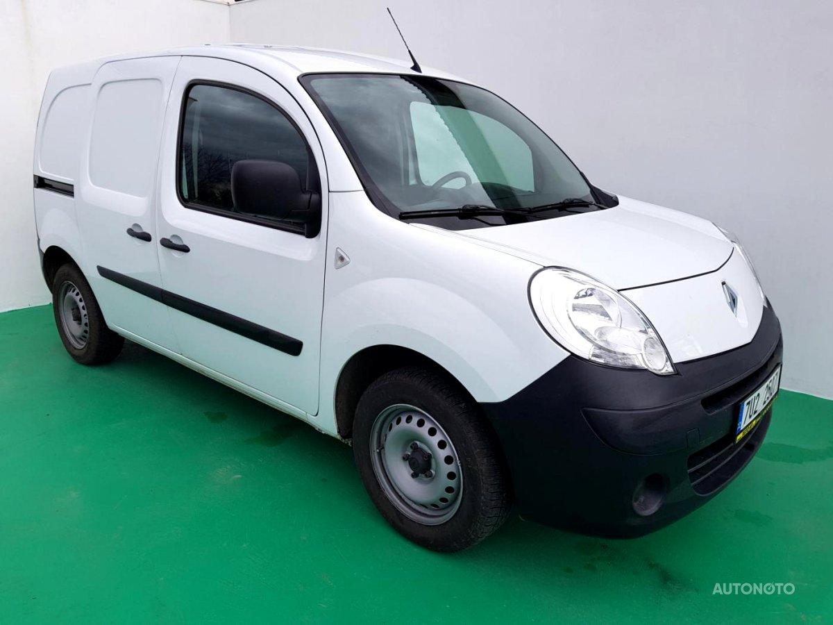 Renault Kangoo, 2012 - celkový pohled