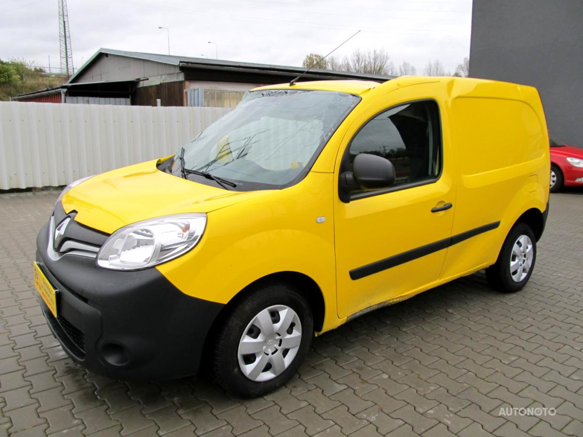Renault Kangoo, 2018 - celkový pohled