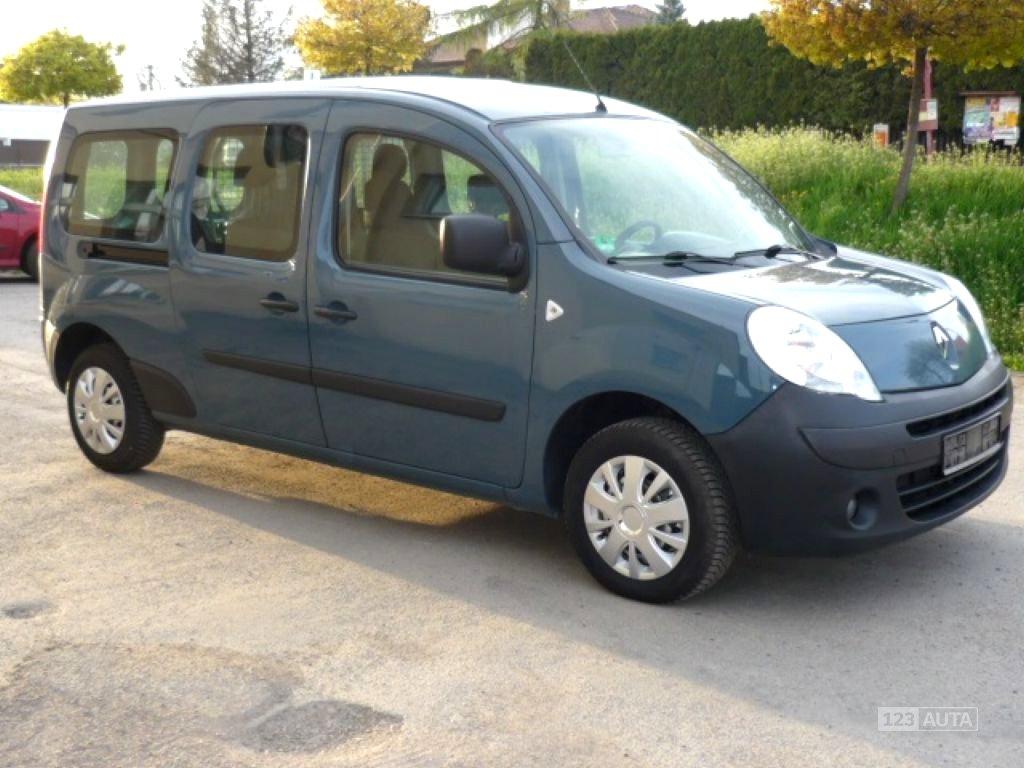Renault Kangoo, 2011 - celkový pohled