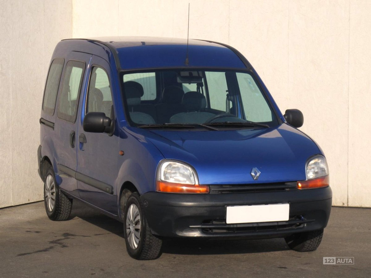 renault kangoo r v 1999 prodej bazar. Black Bedroom Furniture Sets. Home Design Ideas