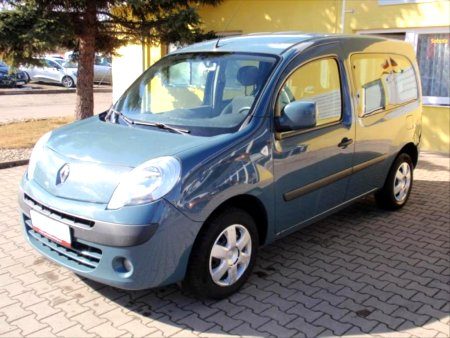 Renault Kangoo, 2010