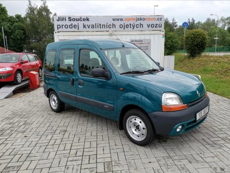 Renault Kangoo, 2003