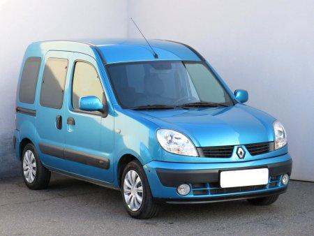 Renault Kangoo, 2007
