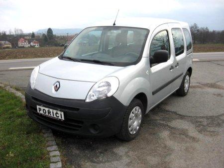 Renault Kangoo, 2008