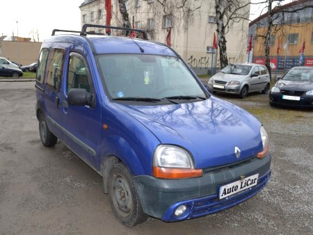 Renault Kangoo, 1998
