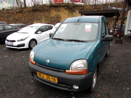 Renault Kangoo, 2002