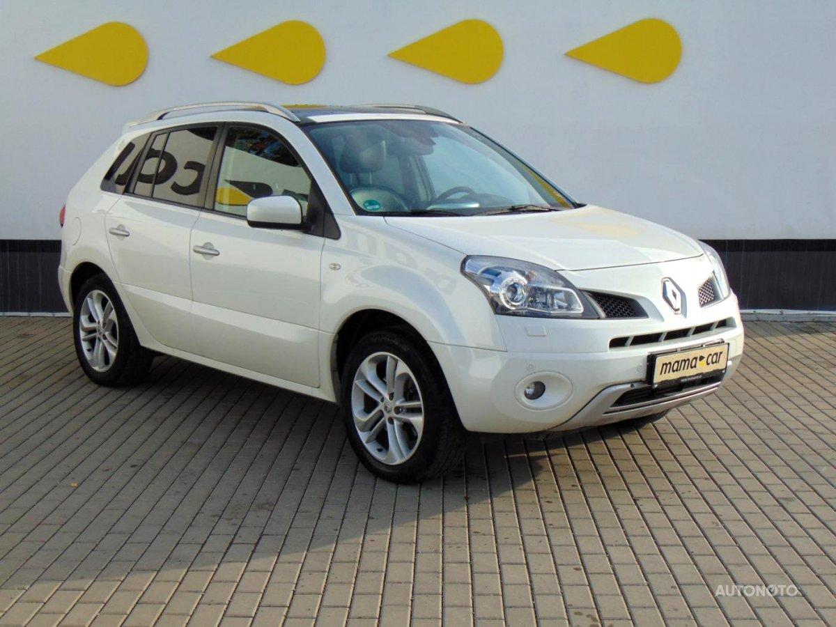 Renault Koleos, 2011 - celkový pohled