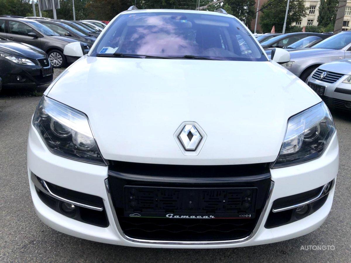 Renault Laguna, 2011 - celkový pohled