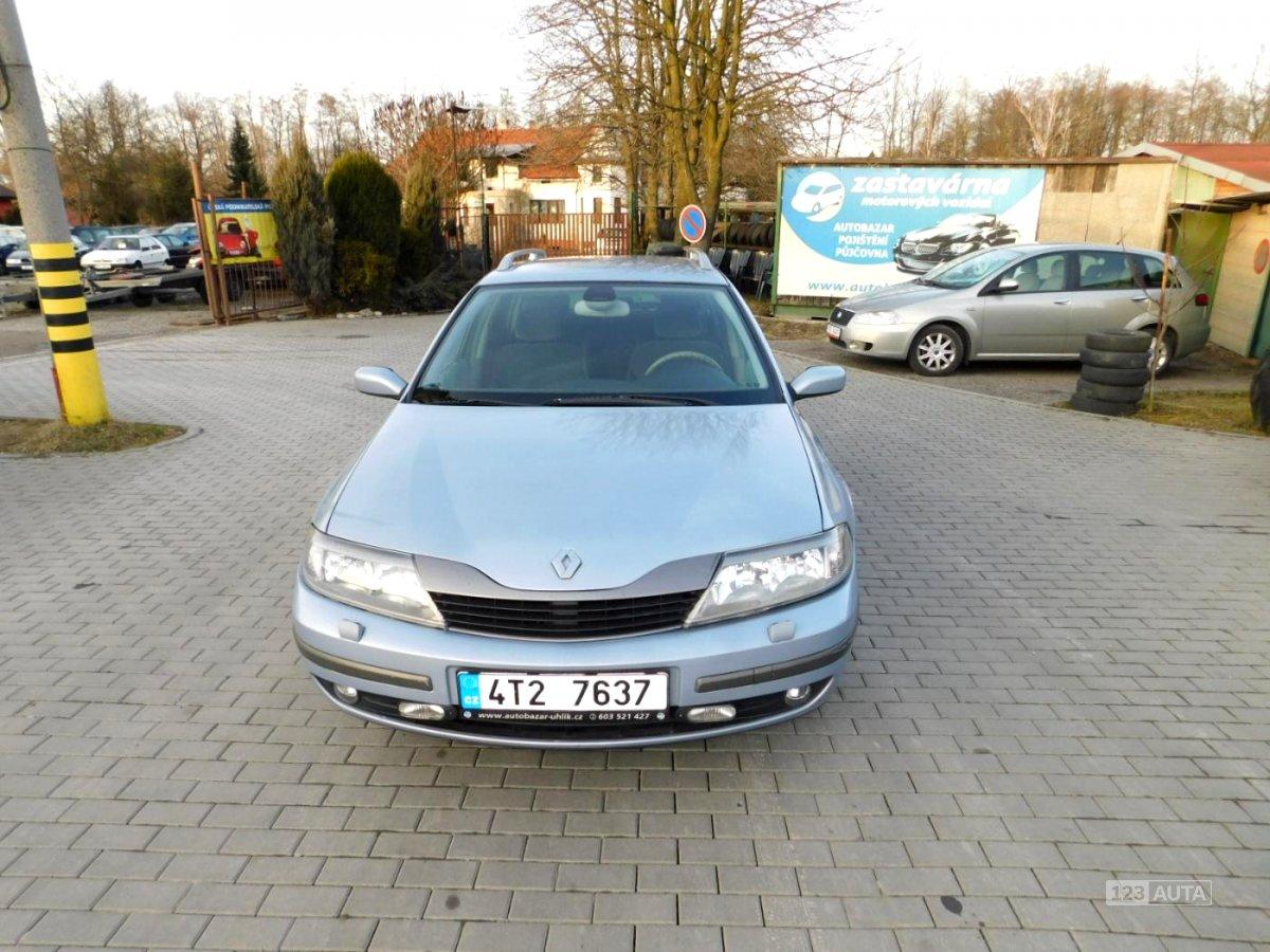 Renault Laguna, 2002 - celkový pohled