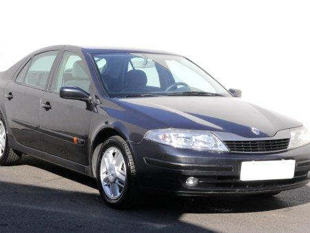 Renault Laguna, 2001