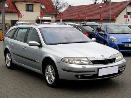 Renault Laguna, 2002