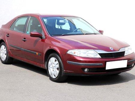 Renault Laguna, 2004