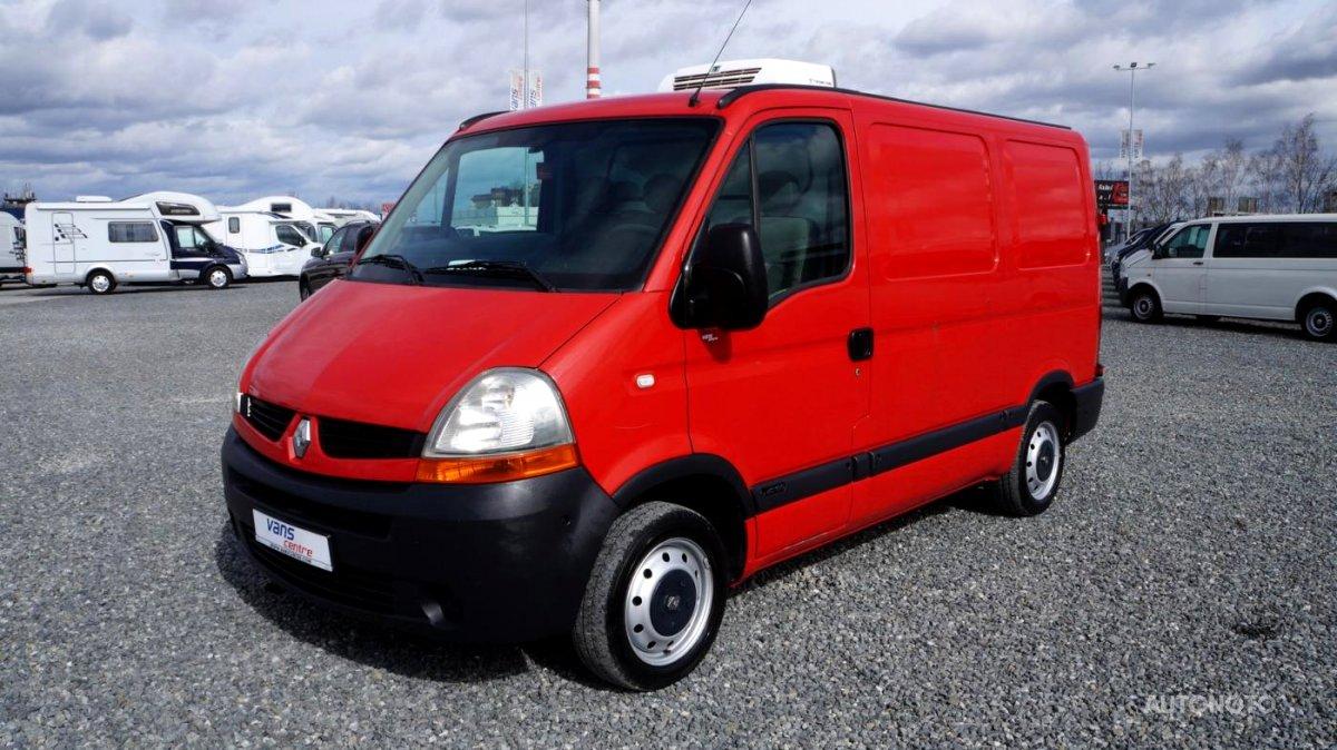 Renault Master, 2010 - pohled č. 2
