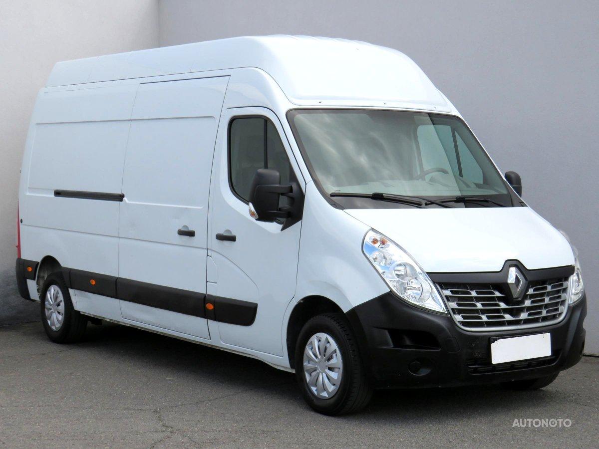 Renault Master, 2015 - celkový pohled