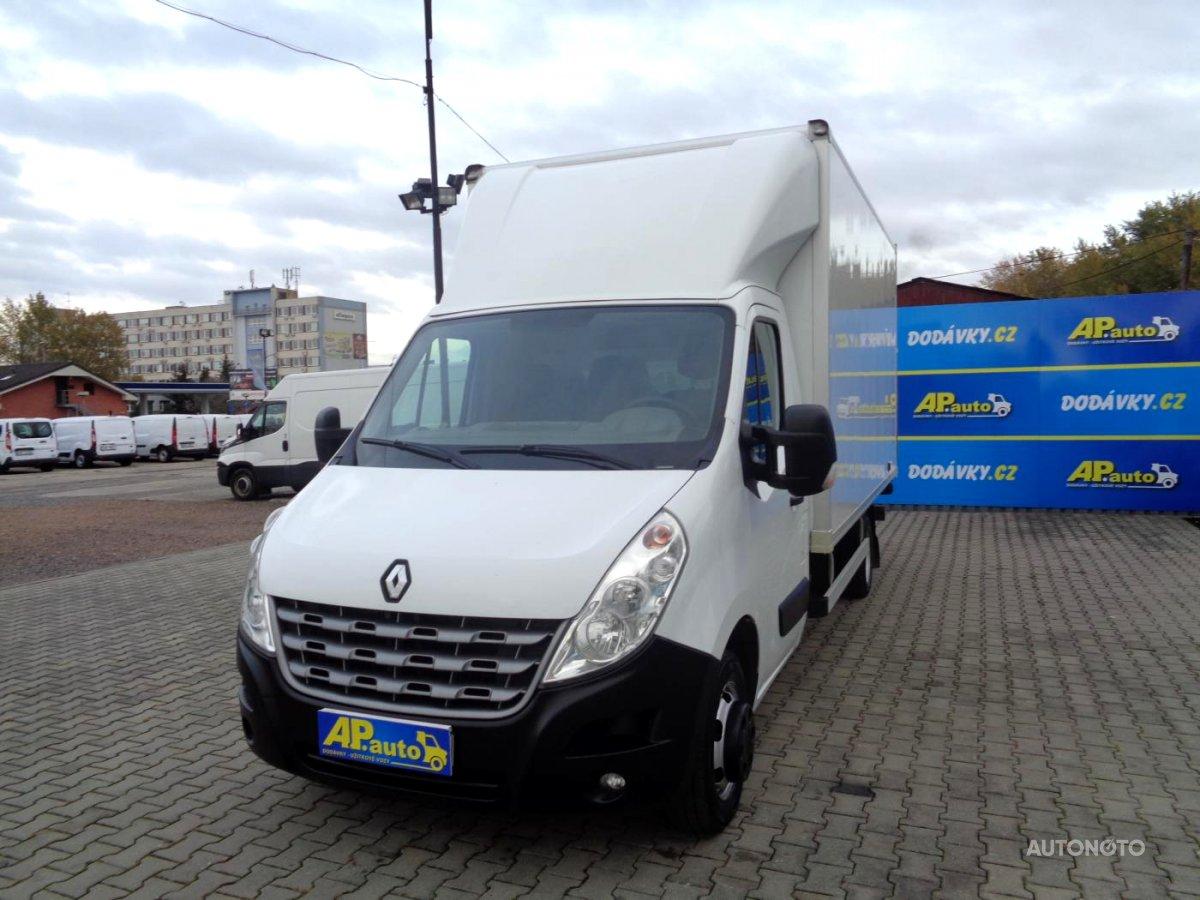 Renault Master, 2014 - celkový pohled