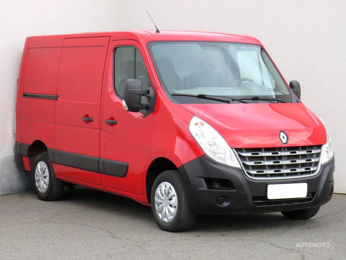 Renault Master, 2013 - celkový pohled