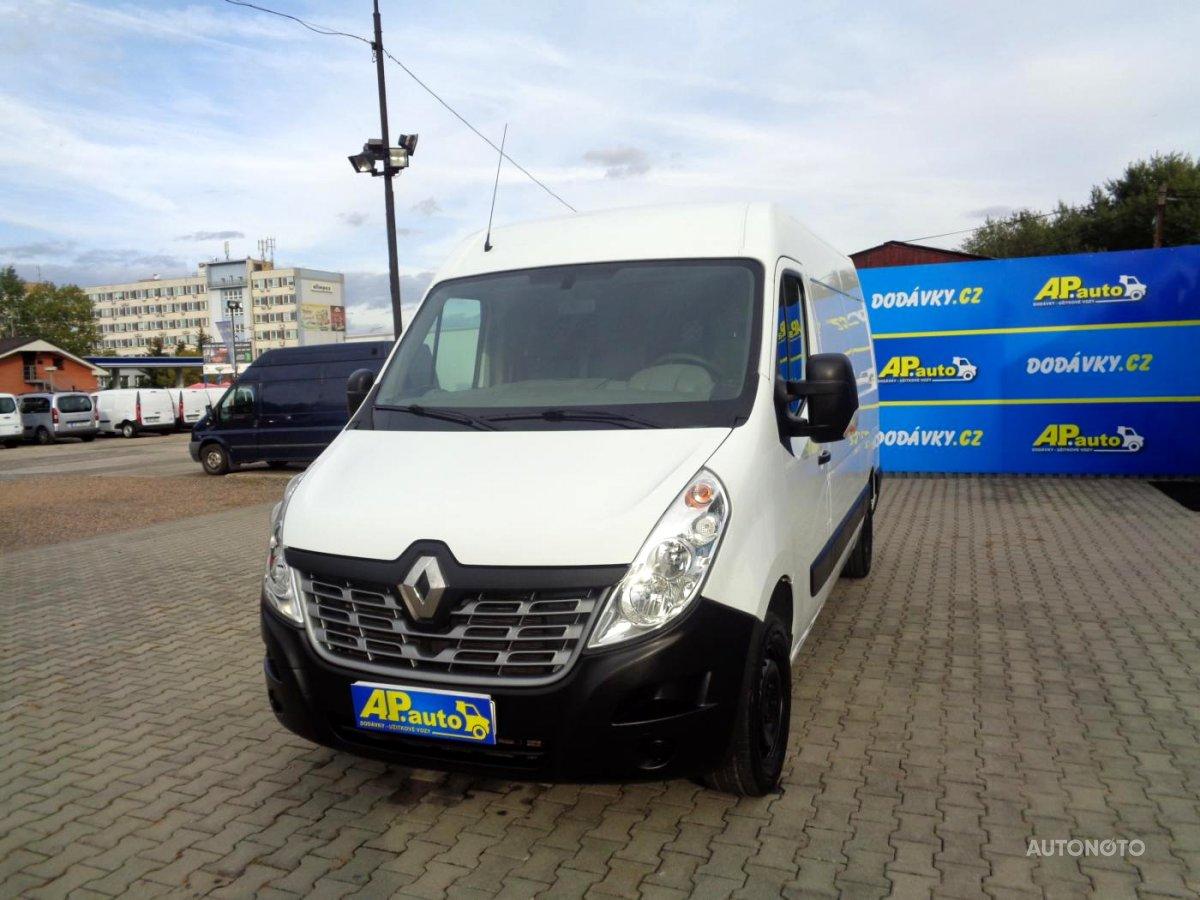 Renault Master, 2017 - celkový pohled