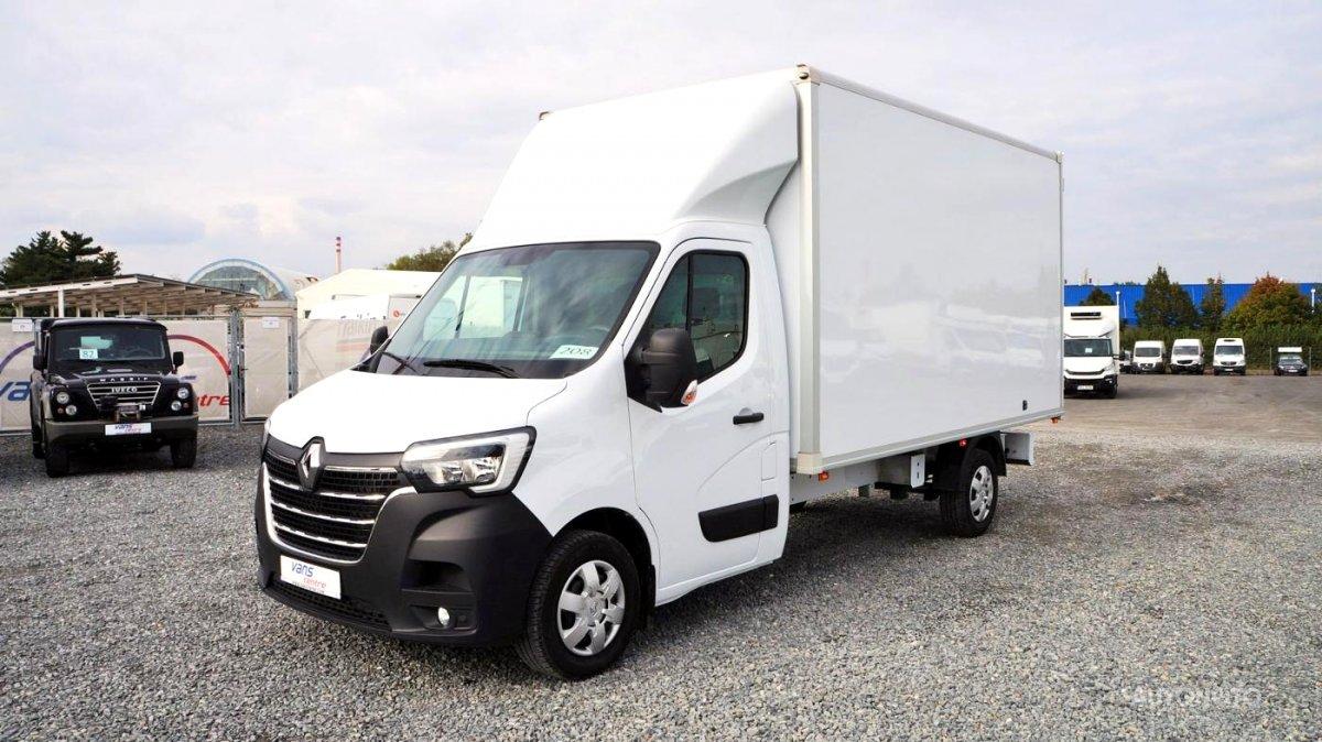 Renault Master, 2020 - celkový pohled